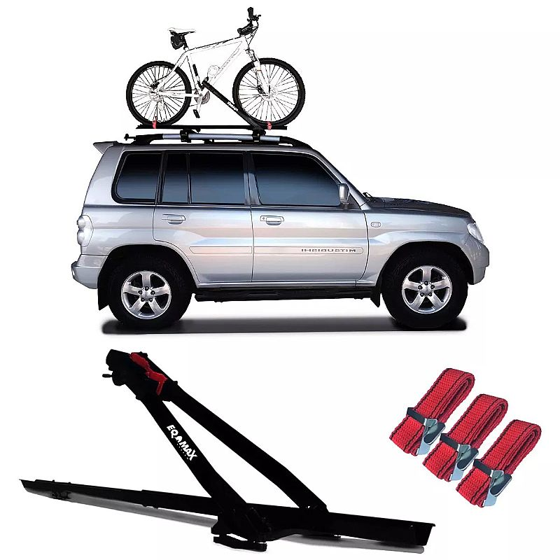 Suporte de Teto para Bicicleta Transbike Eqmax Velox Aço