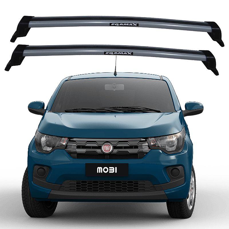Rack de Teto Fiat Mobi 2016 adiante Eqmax
