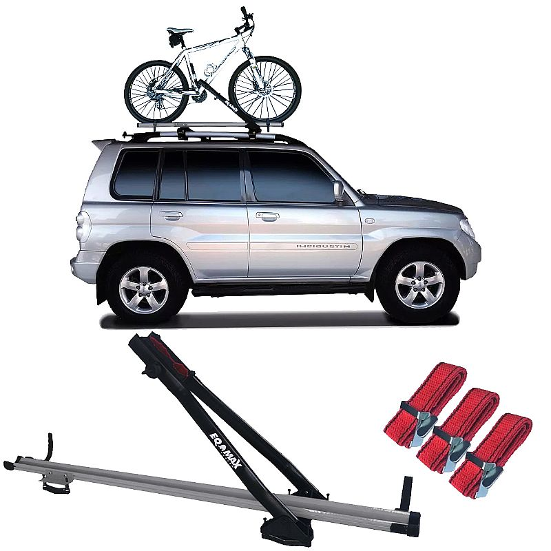 Suporte de Teto para Bicicleta Transbike Eqmax Velox Aluminium