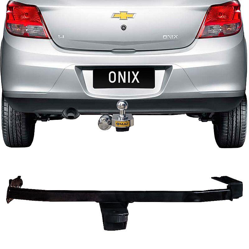 Engate Reboque Rabicho para Chevrolet Onix LS LT LTZ ACTIVE AUT
