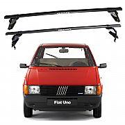 Rack de Teto Fiat Uno 2 portas 1988 até 2004 Eqmax Aço