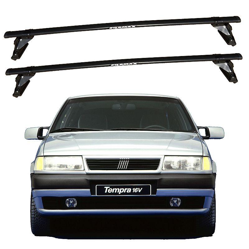 Rack de Teto Fiat Tempra 1992 até 1999 Eqmax Aço