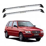Rack de Teto Fiat Uno 4 portas 1991 até 2004 Eqmax