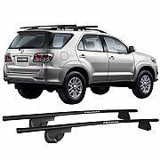 Rack de Longarina para Toyota Hilux SW4 2006 até 2014 Alpha Aço