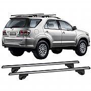 Rack de Longarina Toyota Hilux SW4 2006 até 2014 Alpha Aluminium