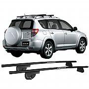 Rack de Longarina para Toyota Rav 4 2000 até 2013 Alpha Aço