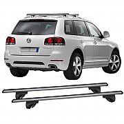 Rack de Longarina Volkswagen Touareg 2005 até 2014 Alpha Aluminium