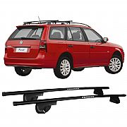 Rack de Longarina Volkswagen Parati 1996 até 2013 Eqmax Alpha Aço