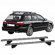 Rack de Longarina Subaru Legacy 1989 até 2002 Eqmax Alpha Aluminium