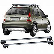 Rack de Longarina para C3 XTR 2006 até 2012 Eqmax Sigma Aluminium