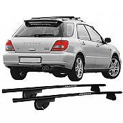 Rack de Longarina Impreza Wagon 1993 até 2000 Eqmax Alpha Aço