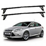 Rack de Teto Novo Ford Focus 2013 até 2016 Travessa Eqmax Aço