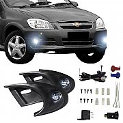 Kit Faról de Milha Chevrolet Celta 2000 até 2007 Faról Neblina