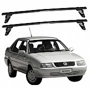 Rack Teto Volkswagen Santana 1992 até 2006 Travessas Eqmax Aço