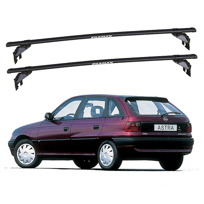 Rack de Teto GM Astra 1995 Travessas Eqmax Aço