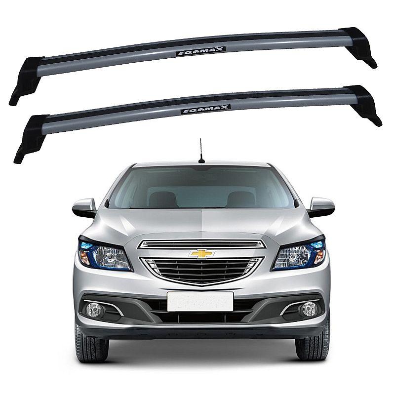Rack de Teto GM Prisma 2013 até 2017 Eqmax