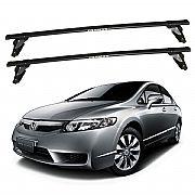 Rack de Teto para Honda New Civic 2006 até 2012 Travessas Eqmax