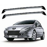 Rack de Teto para Peugeot 307 2002 até 2012 Travessas Eqmax Wave