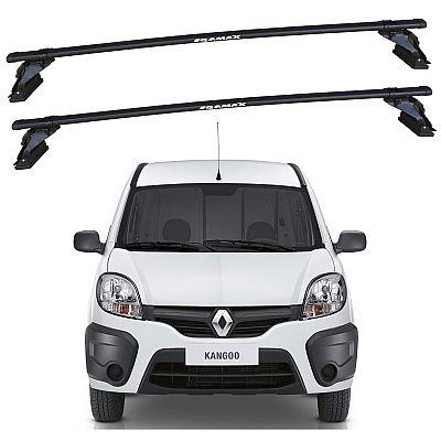 Rack de Teto para Renault Kangoo 1999 até 2017 Travessas Eqmax