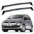Rack de Teto Volkswagen Fox 2 portas 2003 até 2017 Eqmax New Wave