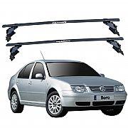 Rack de Teto para Volkswagen Bora 2000 até 2011 Travessas  Eqmax
