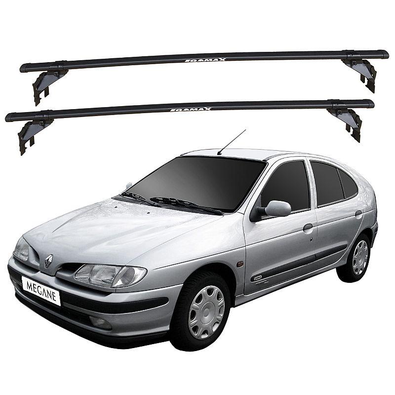 Rack de Teto para Renault Megane 1998 até 2005 Travessas Eqmax