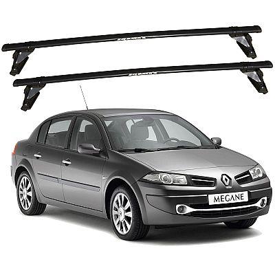 Rack de Teto para Renault Megane 2005 até 2011 Travessas Eqmax