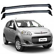 Rack de Teto Fiat Novo Pálio 2012 até 2016 Eqmax