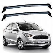 Rack de Teto Novo Ford Ka ou Ka+ 2015 Adiante Eqmax