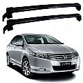 Rack de Teto para Honda City 2010 até 2013 Travessas Eqmax New Wave