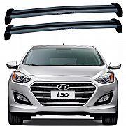 Rack de Teto Hyundai i30 2013 até 2016 Travessas Eqmax New Wave