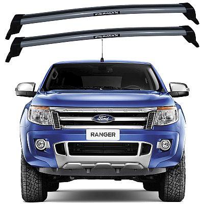 Rack de Teto Ford Ranger 2013 até 2016 Eqmax