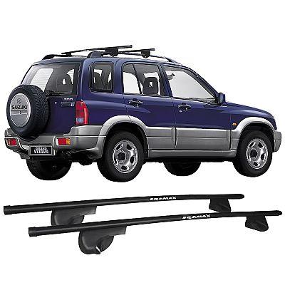 Rack para Longarina Grand Vitara 1998 até 2005 Eqmax Alpha Aço
