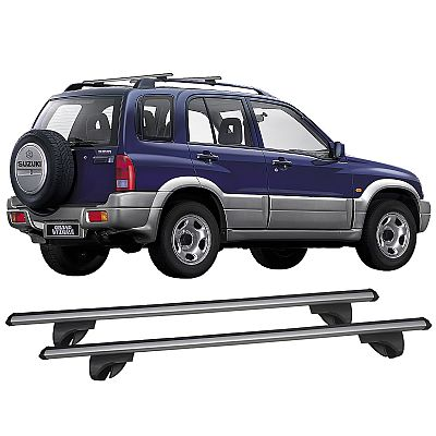 Rack de Longarina Eqmax Suzuki Grand Vitara Alumínio