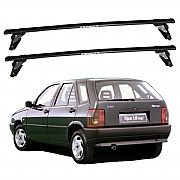 Rack de Teto Fiat Tipo 1993 até 1997 Eqmax Bagageiro Aço