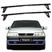 Rack de Teto Fiat Tempra 1992 até 1999 Eqmax Bagageiro Aço