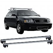 Rack para Longarina Audi A6 Avant 1994 até 2004 Eqmax Sigma