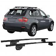 Rack para Longarina BMW X5 2000 até 2009 Eqmax Alpha Aço
