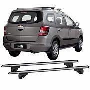 Rack de Longarina para GM Spin 2012 até 2017 Eqmax Alpha Aluminium