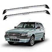 Rack de Teto Fiat Uno 4 portas 2005 até 2013 Eqmax