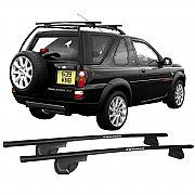 Rack de Longarina Land Rover Freelander 04 até 2006 Eqmax Alpha Aço