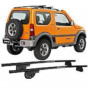 Rack de Longarina / Teto Eqmax para Suzuki Jimny Aço