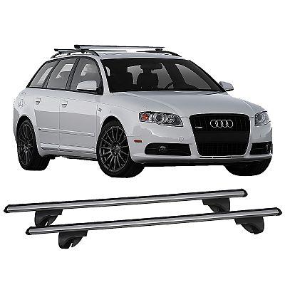 Rack para Longarina Audi A4 Avant 1996 até 2007 Eqmax Alumínio