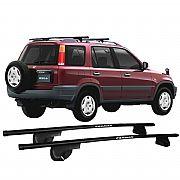 Rack de Longarina para Honda CR-V 2000 Eqmax Alpha Aço