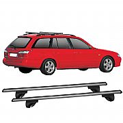 Rack de Longarina Mazda 626 1998 até 2002 Eqmax Alumínio