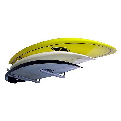 Suporte de Parede para Pranchas de Surf Múltiplo