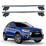 Rack de Teto Mitsubishi ASX 2011 até 2019 Travessas Eqmax Beta