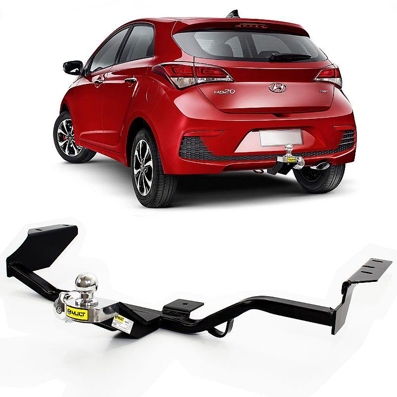 Engate Reboque Hyundai HB20 Hatch / Premium 2013 até 2020