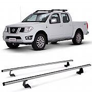 Rack de Caçamba Nissan Frontier 2002 até 2019 Eqmax Aluminium