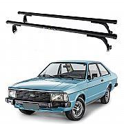 Rack de Teto Corcel 1968 Até 1986 Eqmax Big Rack Aço